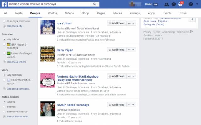 Cara menggunakan imacros untuk add friends facebook dari graph search